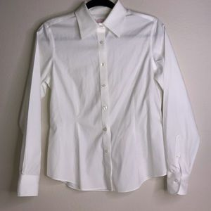 Brooks Brothers Petite Tailored Fit Non Iron 8P
